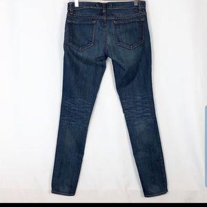 Jeans - J Brand The Skinny High Tide Jeans
